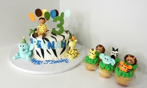Cakes for Occasions: $27 for $45 Worth of Baked Goods at Cakes for Occasions