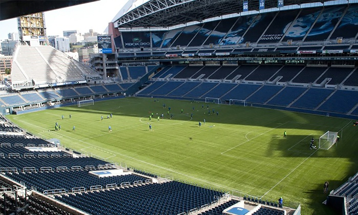 International Champions Cup, Manchester United vs. Club América - CenturyLink Field: Presale: International Champions Cup Soccer Match at CenturyLink Field – Club America vs. Manchester United