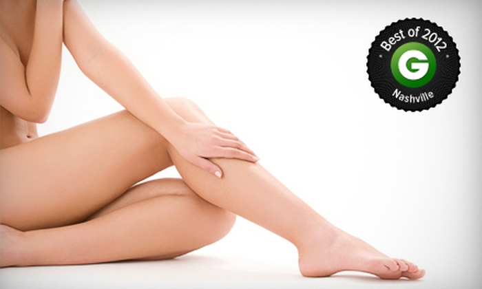 Lakevue Plastic & Reconstructive Surgery - Old Hickory Village: Best of 2012: Laser Hair-Removal Treatments at Lakevue Plastic & Reconstructive Surgery (Up to 92% Off)