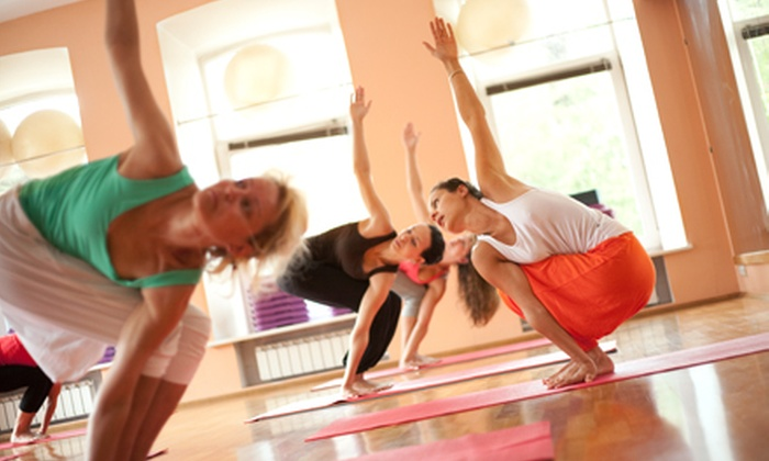 The Yoga Loft - San Francisco: $45 for One Month of Unlimited Yoga Classes at The Yoga Loft ($115 Value)