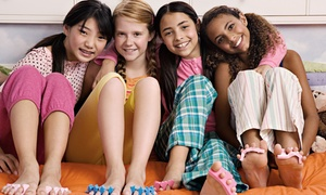 Dance Fusion's Glam Girl Parties: $138 for $250 Worth of Partying Services at Dance Fusion's Glam Girl Parties