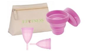 (Beauté) Coupe menstruelle et stérilisateur -45% réduction