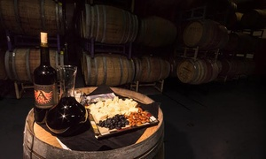 Arizona Stronghold Vineyards: Wine and Cheese Tasting for Two or Four with Souvenir Glasses at Arizona Stronghold Vineyards (Up to 40% Off)