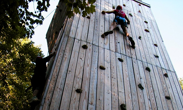 Greenwood Trails Camp - Winchester: $495 for One Week of Sleepaway Camp for Kids Ages 7-14 at Greenwood Trails Summer Camp ($1,095 Value)