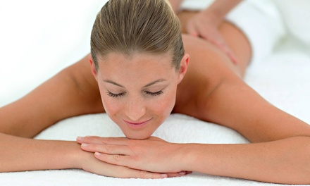 Two 75-Minute Swedish Massages with Matthew Thompson (Up to $150 Value)