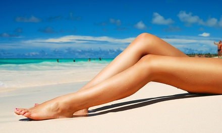 Three or Six Sessions of Laser Hair Removal on a Choice of Areas at Melody Lasers Kensington (Up to 89% Off)