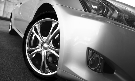Interior and Exterior  Detailing for a Car or for a Truck/SUV at Merkel Auto Detail (Up to 70% Off
