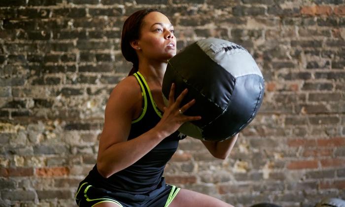 The Kiln Crossfit - Elk Grove: Five CrossFit Classes at The Kiln CrossFit (65% Off)