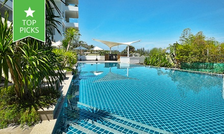 Thailand, Phuket: Five or SevenNight Resort Stay for Two or Four People with Privileges Card at Sansuri Resort Phuket