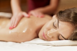 Healing Vibes: 90-Minute Swedish Massage and Facial from Healing Vibes (50% Off)