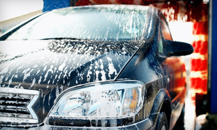 Clear Water Car Wash - Multiple Locations: Two or Three Supreme Automatic Car Washes at Clear Water Car Wash (Up to 60% Off)