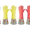 3-Pack of Frida Colorful Cleaning Gloves