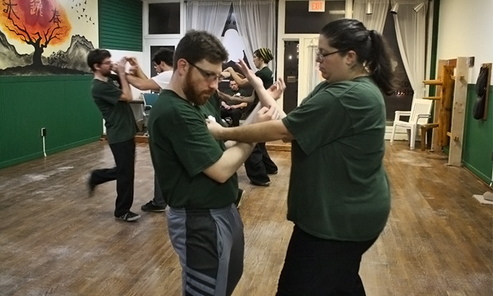 Moy Tung Kung Fu of Connecticut - Hamden: 10 or 20 Martial-Arts Class Packages at Moy Tung Kung Fu of Connecticut (Up to 83% Off)