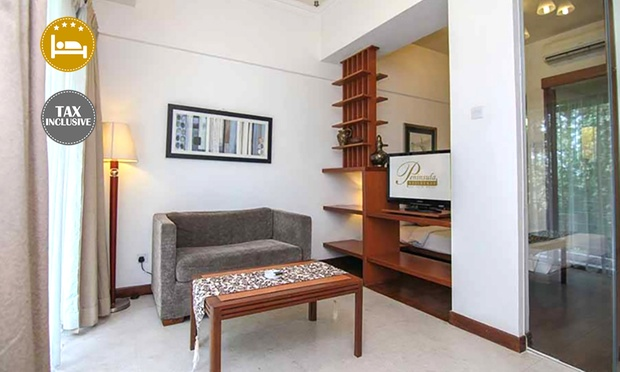 KL: Suite Stay in City Center 0