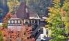 Bavarian-Style Lodge in Tiny Mountain Village