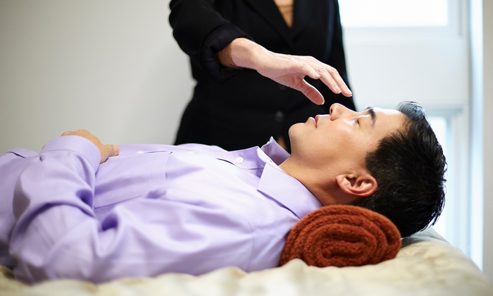 The Healing Spot - Tracy: 45% Off Reiki Energy Healing Session at The Healing Spot