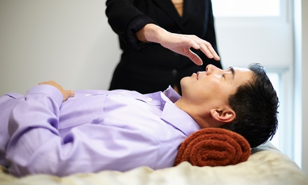 One or Three 60-Minute Reiki Sessions at Tranquil Touch Services (Up to 53% Off)