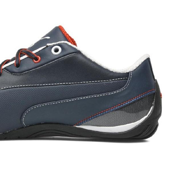 299 zł zamiast 399 zł: męskie buty ze skóry naturalnej Puma Drift Cat 5 BMW 8 rozmiarów do wyboru