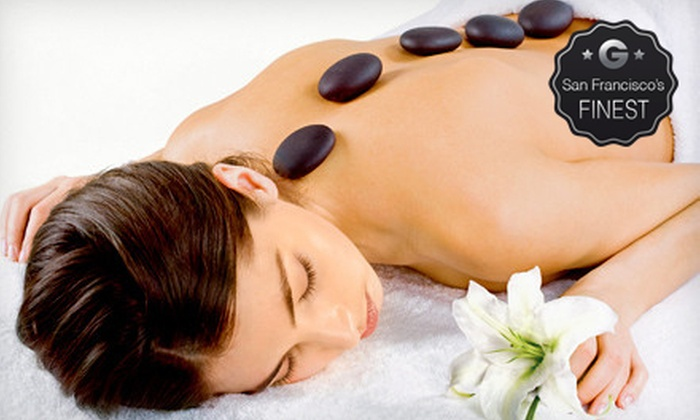 Sano Spa - Old Monterey Business District: Spa Package with Massage, Facial, or Both at Sano Spa (Up to 53% Off)