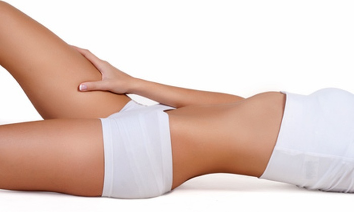 Body Sculpt Wraps - Multiple Locations: Ultrasonic Liposuction Sessions with Body Sculpt Wraps at Body Sculpt Wraps (Up to 83% Off). Five Options Available.