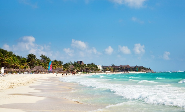 TripAlertz wants you to check out ✈ 4-Night Adults-Only El Dorado Seaside Suites Stay w/Air from Travel by Jen. Price/Person Based on Double Occupancy.  ✈ 4-Night Gourmet Inclusive Mexico Vacation with Airfare - Gourmet Inclusive Vacation