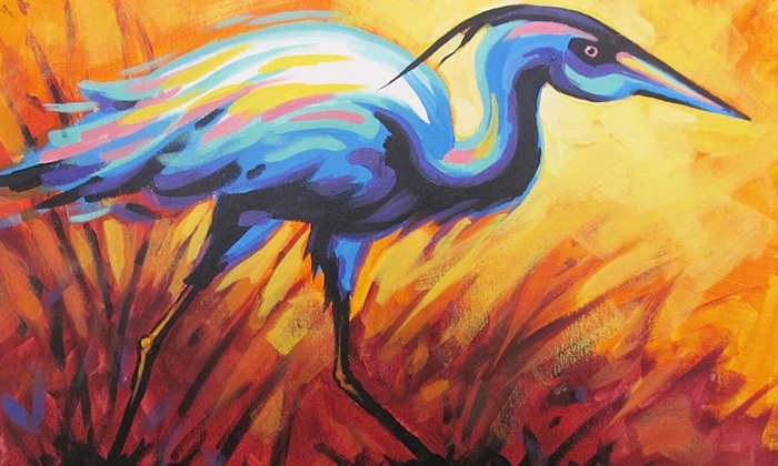VisArts - Rockville: $24for One Painting Under the Sky Class at VisArts ($40Value)