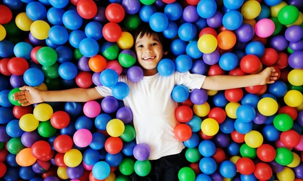 Indoor Play Centre Entry for One $3, Two $5.50, Three $8 or Four Children $9.90 at All 4 Kids Up to $40 Value