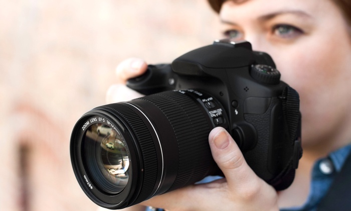 3041 Media - Bowie Public Library: 90-Minute Intro to DSLR Video Production Class for One or Two at 3041 Media (Up to 59% Off)