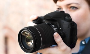 3041 Media: 90-Minute Intro to DSLR Video Production Class for One or Two at 3041 Media (Up to 59% Off)