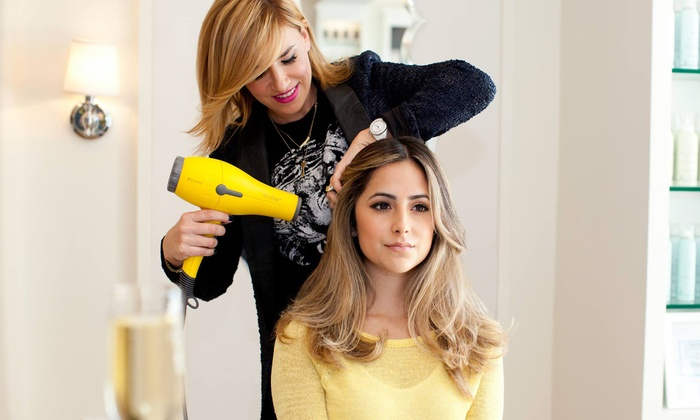 Drybar - Multiple Locations: $25 for a Blowout and Deep-Conditioning Hair Shot at Drybar ($60 Value)