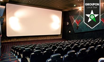 Cinema City — 6 localizações: dois bilhetes de cinema individuais por 7,80€ ou cinco por 17,90€