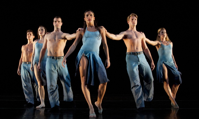 Parsons Dance Company - Morrison Center: Parsons Dance Company on Friday, January 8, at 8 p.m.