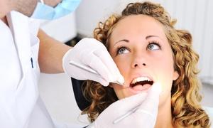 STUDIO DENTISTICO DR FLORIO: Visita odontoiatrica con pulizia e smacchiamento air flow o in più sbiancamento