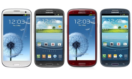 Samsung Galaxy S3 16GB Android Smartphone for AT&T