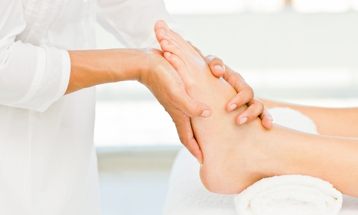 Mercy Acupuncture & Massage Center - Armour Square: One or Two One-Hour Reflexology Foot Massages at Mercy Acupuncture & Massage Center (Up to 53% Off)