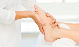 Mercy Acupuncture & Massage Center: One or Two One-Hour Reflexology Foot Massages at Mercy Acupuncture & Massage Center (Up to 53% Off)