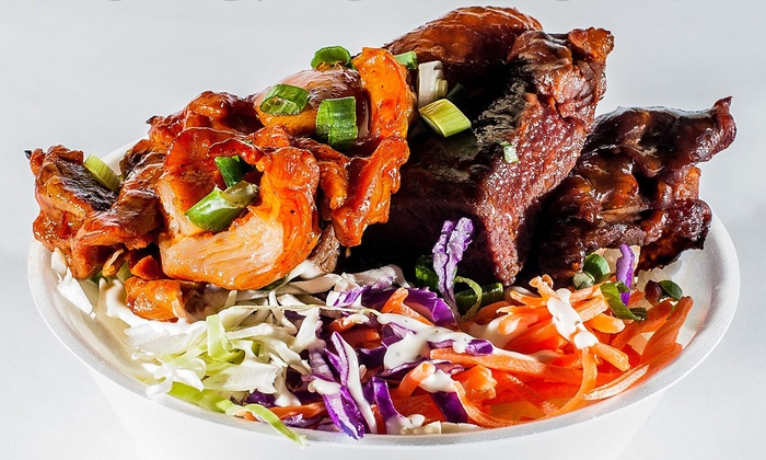 Honey BBQ - El Monte City: $11 for Two Groupons, Each Good for $10 Worth of Chinese Food at Honey BBQ ($20 Total Value)