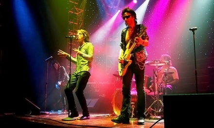Satisfaction Rolling Stones Tribute on December 28 or Face to Face Billy Joel and Elton John Tribute on January 10