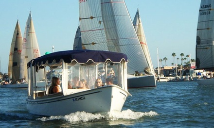Two-Hour Electric Boat Rental from Village Boat Rentals (Up to 62% Off)