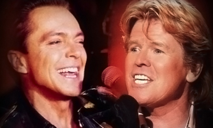 David Cassidy & Herman's Hermits featuring Peter Noone - Arena Theatre: David Cassidy & Herman's Hermits Featuring Peter Noone at Arena Theatre on Friday, February 1 (Up to $102.50 Value)