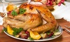 Saffron - Marple: Three-Course British or Four-Course Indian Christmas Meal for Two, Four or Family of Four at Saffron (Up to 50% Off)
