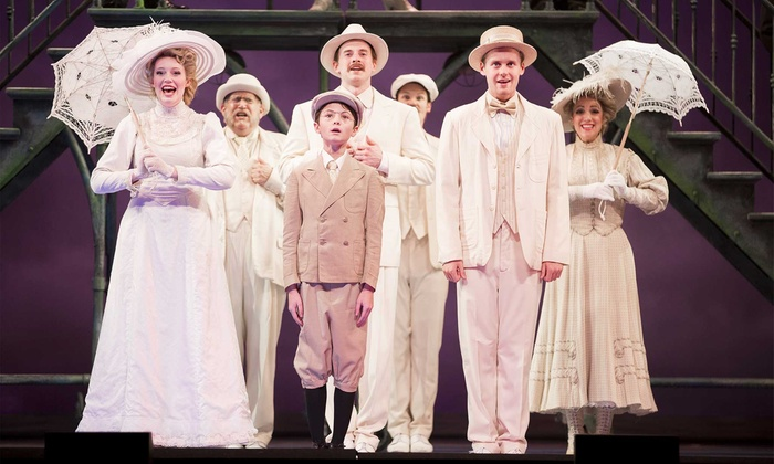"""""""Ragtime"""" - The Whiting: """"Ragtime"""" on February 12 or 13"""