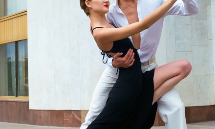 Four or Eight Group Dance Classes, or Two Private Dance Lessons at Manhattan Ballroom Dance (Up to 72% Off)