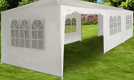 tente de r ception groupon. Black Bedroom Furniture Sets. Home Design Ideas
