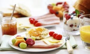 Restaurant 28 Süd: XXL Genießer-Frühstück mit Kaffee und Orangensaft für 2, 4 oder 6 Personen im Restaurant 28 Süd (bis zu 54% sparen*)