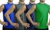 Reebok Men's Performance Sleeveless Shirts: Reebok Men's Performance Sleeveless Shirts