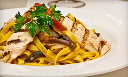 Three-Course Prix Fixe Italian Dinner for Two or Four at Sabatino's Ristorante (Up to 56% Off)