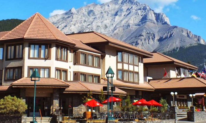 null - Calgary: Stay with Dining Credit at Banff International Hotel in Banff, Alberta