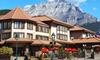 Elk + Avenue Hotel - Banff: Stay with Dining Credit at Banff International Hotel in Banff, Alberta