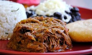 Venezuelan Bowl: Two or Three Groupons, Each Good for $10 Worth of Venezuelan Cuisine at Venezuelan Bowl (35% Off)